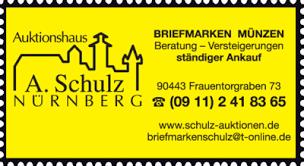 Briefmarken Schulz