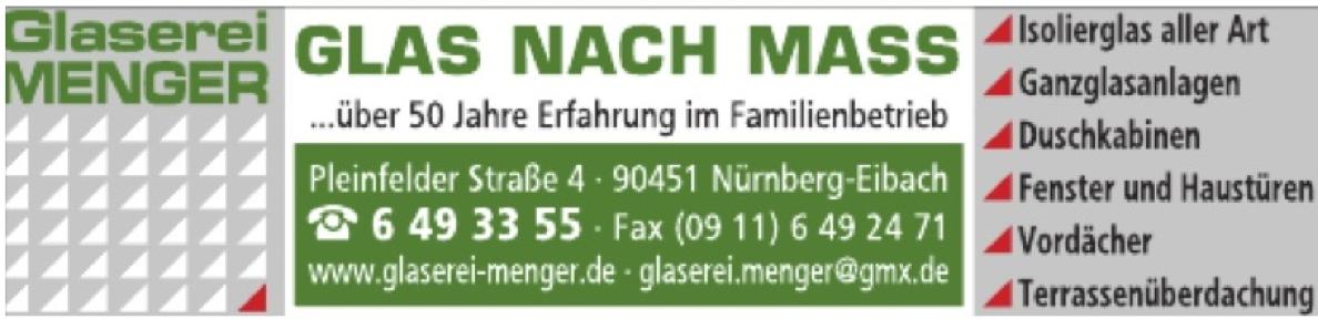 Glaserei Menger